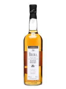Brora 30yo (56.6%, OB, 3000 bottles, 2004)