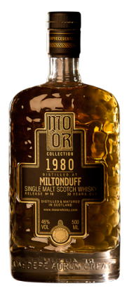 Miltonduff 30yo 1980/2010 (46%, Mo Or, Bourbon Hogshead #12431, 321 bottles, 500ml)