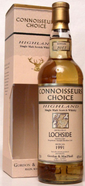 Lochside 1991/2003 (43%, G&M, CC, New Map Label, JC/FG)
