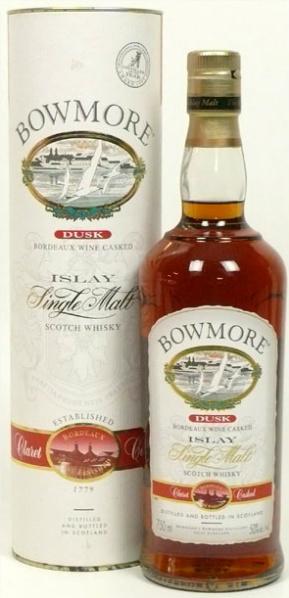 Bowmore Dusk (50%, OB, Bordeaux Wine Casked, Circa 2002)