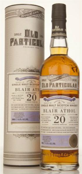 Blair Athol 20yo 1993/2013 (51.5%, Douglas Laing, Old Particular, Sherry Butt, DL REF 9908, 477 bottles)