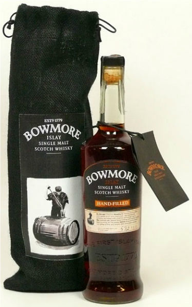 Bowmore 16yo 1997/2013 (53.2%, OB, Hand Filled at the Distillery, Sherry Cask #1215)