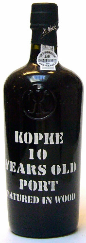 Kopke 10 Years Old Port (Matured in Wood)