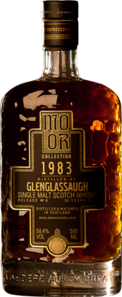 Glenglassaugh 26yo 1983/2009 (50.4%, Mo Òr, Oloroso Sherry Butt #171, 885 bottles, 500ml)