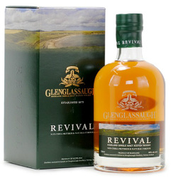 A new bottling by the reopened Glenglassaugh: The Glenglassaugh Revival