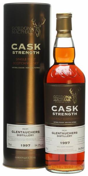 Glentauchers 16yo 1997/2013 (54.3%, Gordon & MacPhail, Cask Strength, for The Whisky Exchange, Refill Sherry Cask #5580)