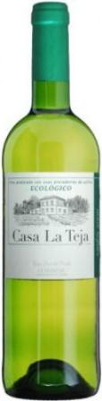 Casa La Teja D.O. La Mancha Airén – Sauvignon Blanc 2009