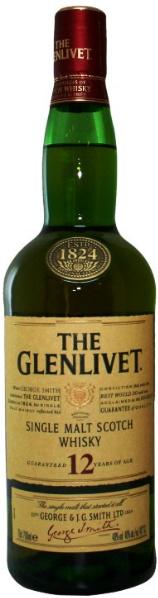 Glenlivet 12yo (40%, OB, Circa 2005)