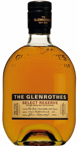 Glenrothes Select Reserve (43%, OB, Old Label, Circa 2011)