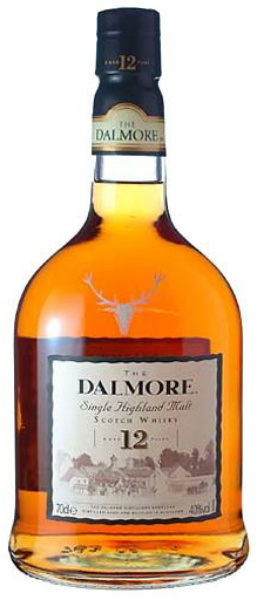The Dalmore 12yo (40%, OB, Circa 2004)