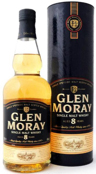 Glen  Moray 8 yo