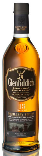 Glenfiddich 15yo Distillery Edition