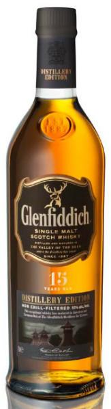 Glenfiddich 15yo Distillery Edition