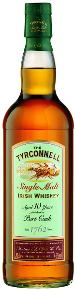 The Tyrconnell 10yo Port Cask Finish