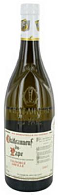 Abeille-Fabre Châteauneuf-du-Pape Blanc 2010 Vignoble Abeille