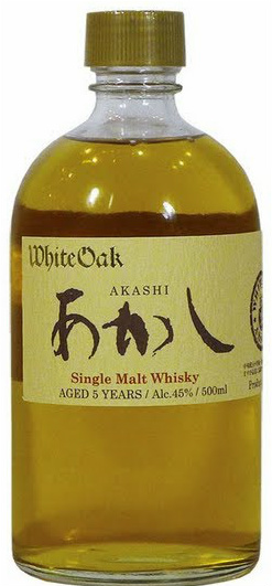 Akashi 5yo 'White Oak' (45%, OB)