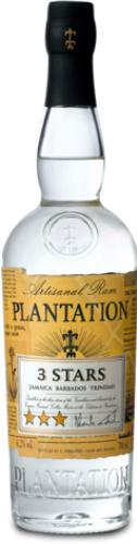 Plantation 3 Stars (41.2%, Jamaica, Barbados & Trinidad)
