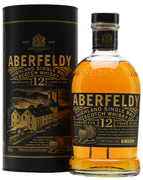 Abefeldy 12yo Limited Realease Batch #2905