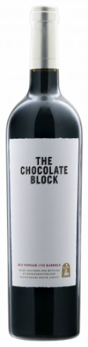 The Chocolate Block 2012