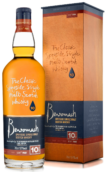 Benromach 10yo 100 Proof