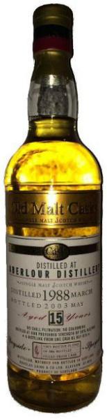 Aberlour 15yo 1988/2003 (50%, Douglas Laing, Old Malt Cask, DL REF 875, 306 bottles)