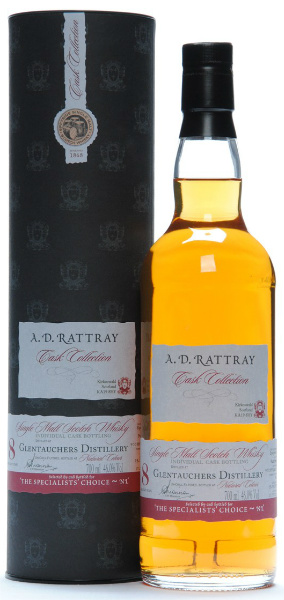 Glentauchers 8yo 2005/2013 (46%, Dewar Rattray, For the Specialist's Choice The Netherlands, Sherry Puncheon #900389, 403 bottles)