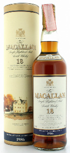 Macallan 1986 18yo (old)