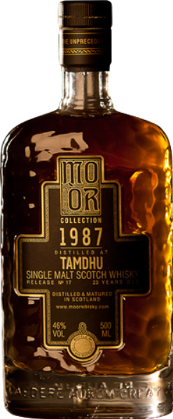 Tamdhu 23yo 19872010 (46%, Mo Òr, Oloroso Sherry Butt #3649, 656 bottles, 500ml)