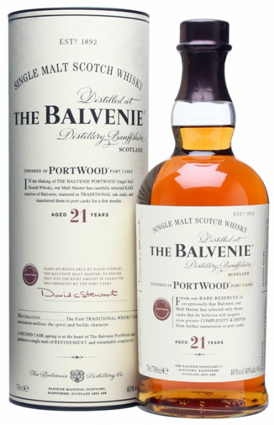 The Balvenie 21yo Port Wood
