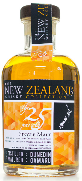 The New Zealand Whisky Collection The 25yo (46%, The New Zealand Whisky Company, 2014)