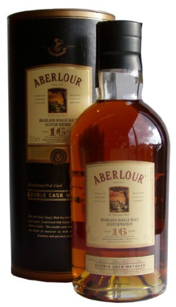 Aberlour 16yo (43%, OB, Double Cask Matured, Circa 2003)
