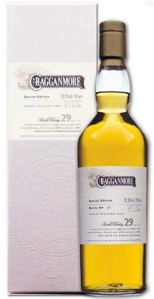 Cragganmore 29yo 1973/2003 Special Edition (52.5%, OB, 6000 bottles)