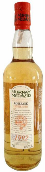 Rosebank 10yo 1992/2002 (46%, Murray McDavid, Bourbon Cask, MM1413)
