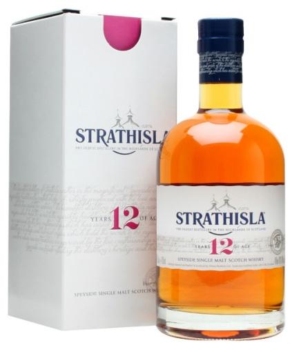 Strathisla 12yo (40%, OB, 2013)