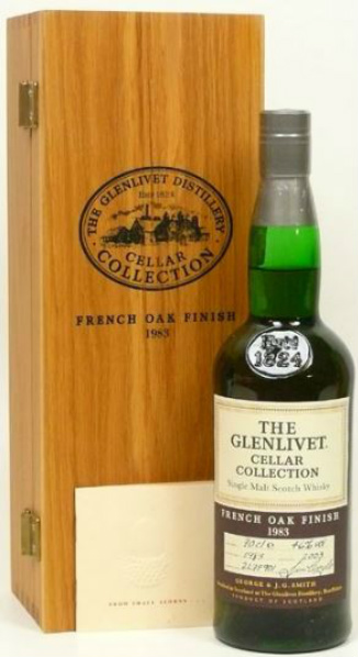 The Glenlivet 1983/2003 (46%, OB, Cellar Collection, French Oak Finish, 2L7F901)