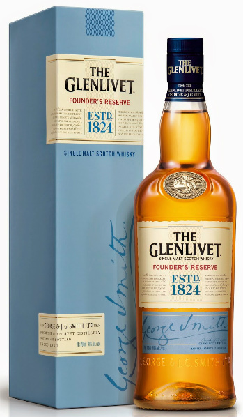 The Glenlivet Founders Reserve