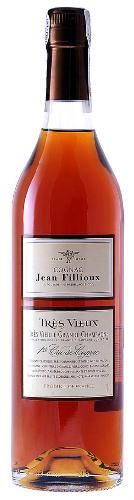 Jean Fillioux Très Vieux (40%, Grande Champagne, 1er Cru du Cognac)