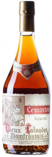 Lemorton Vieux Calvados Réserve
