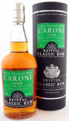 Bristol Spirits Caroni 1998-2008