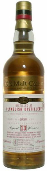 Clynelish 14yo 1989/2003 (50%, Douglas Laing, Old Malt Cask, 6 Month Rum Finish, DL REF 3850, 312 bottles)