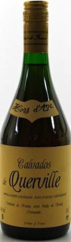 de Querville Calvados Hors d'Age