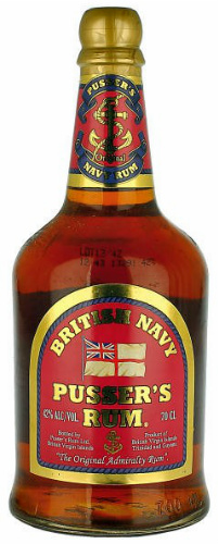 Pusser's Rum Red Label