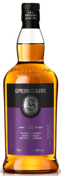 Springbank 18yo (2014)