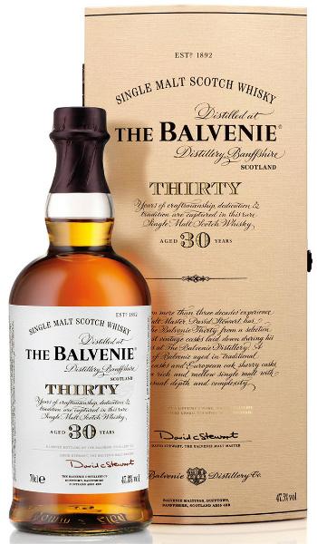 The Balvenie 30yo Thirty