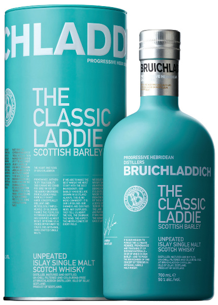 Bruichladdich The Classic Laddie Scottish Barley 2014