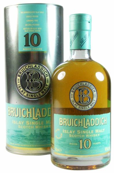Bruichladdich 10yo 2003