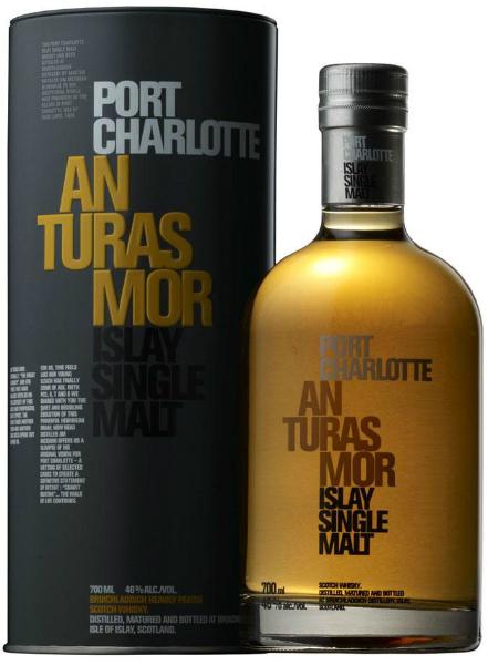 """Port Charlotte """"An Turas Mor"""" (46%, OB, American Oak Casks)"""
