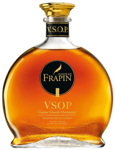 Frapin V.S.O.P. (40%, Grande Champagne, 1er Cru de Cognac)