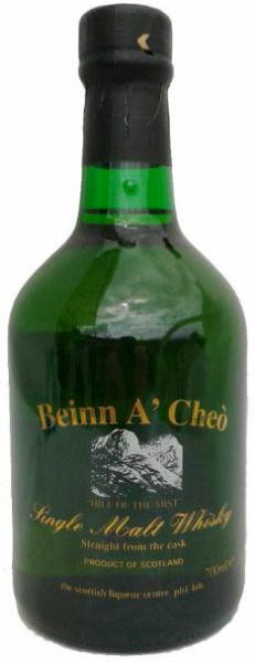 Glenallachie 11yo 1995/2007 (59.4%, The Scottish Liqueur Centre, Beinn A'Cheò, Cask #33)