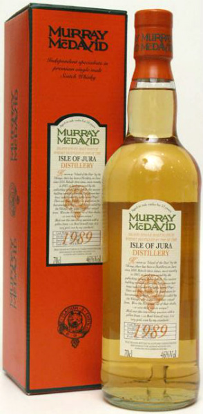 Isle Of Jura 13yo 1989/2002 (46%, Murray McDavid, MM 1564)